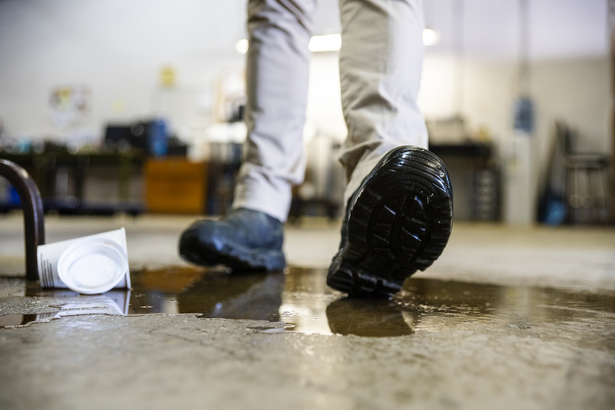 Bet Slip and Fall Attorney in Houston